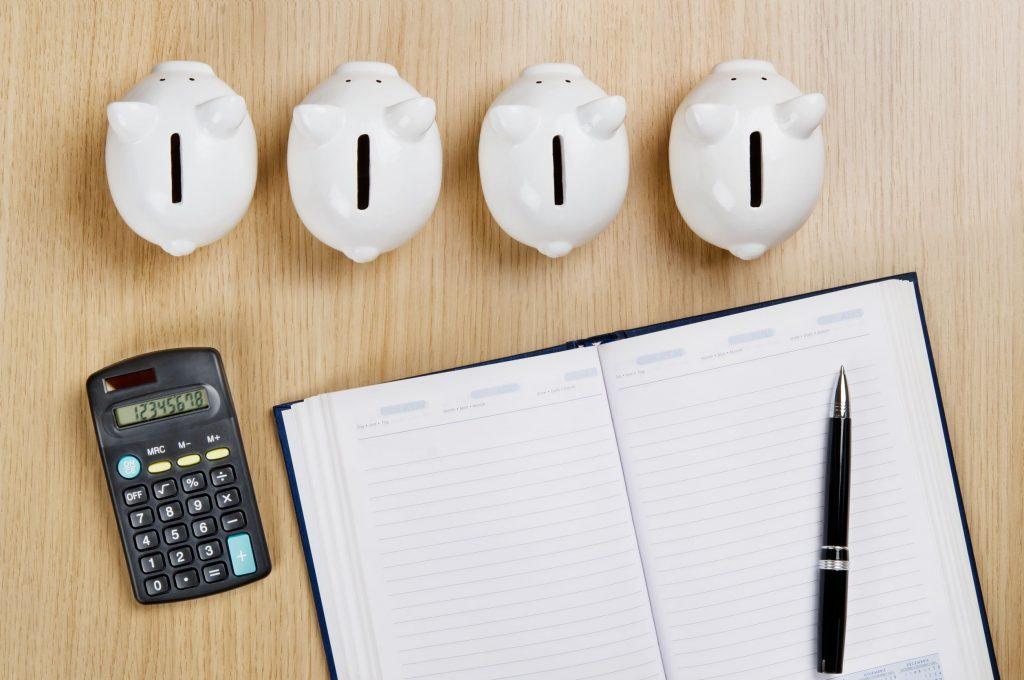 create a plan for saving money
