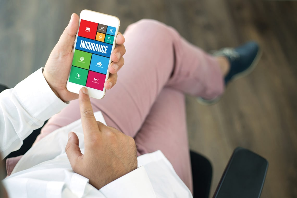 communication-technology-internet-app-business-insurance-concept