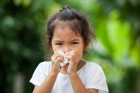 Do your children have allergies too?